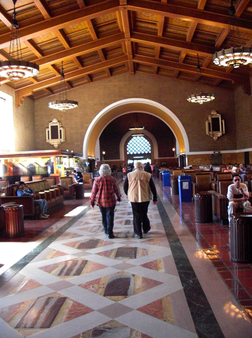 Union Station, Los Angeles CA